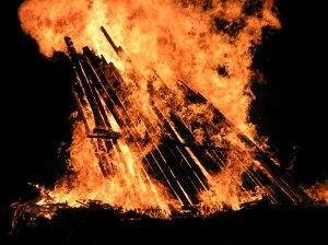 verbranden